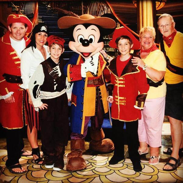 Disney Cruise San Diego
