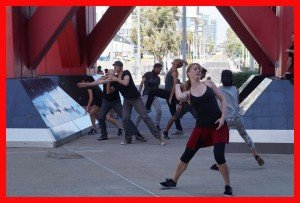 San Diego Dance Theatre Trolley Dances