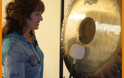Get gonged in San Diego with Gong Master Teri Wilder