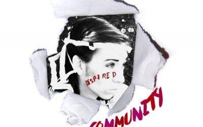 """Inspired Community"" at Bread & Salt with Circle Circle Dot Dot"