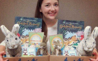 Enter to WIN an Easter Gift Box by Chinaberry!