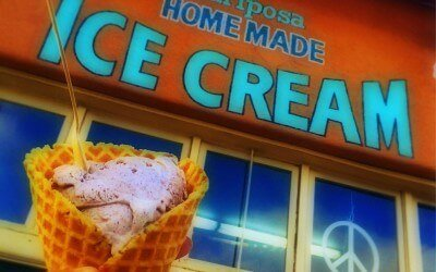 Find Heavenly Homemade Ice Cream in San Diego