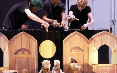 Puppet Festival San Diego – May 2015