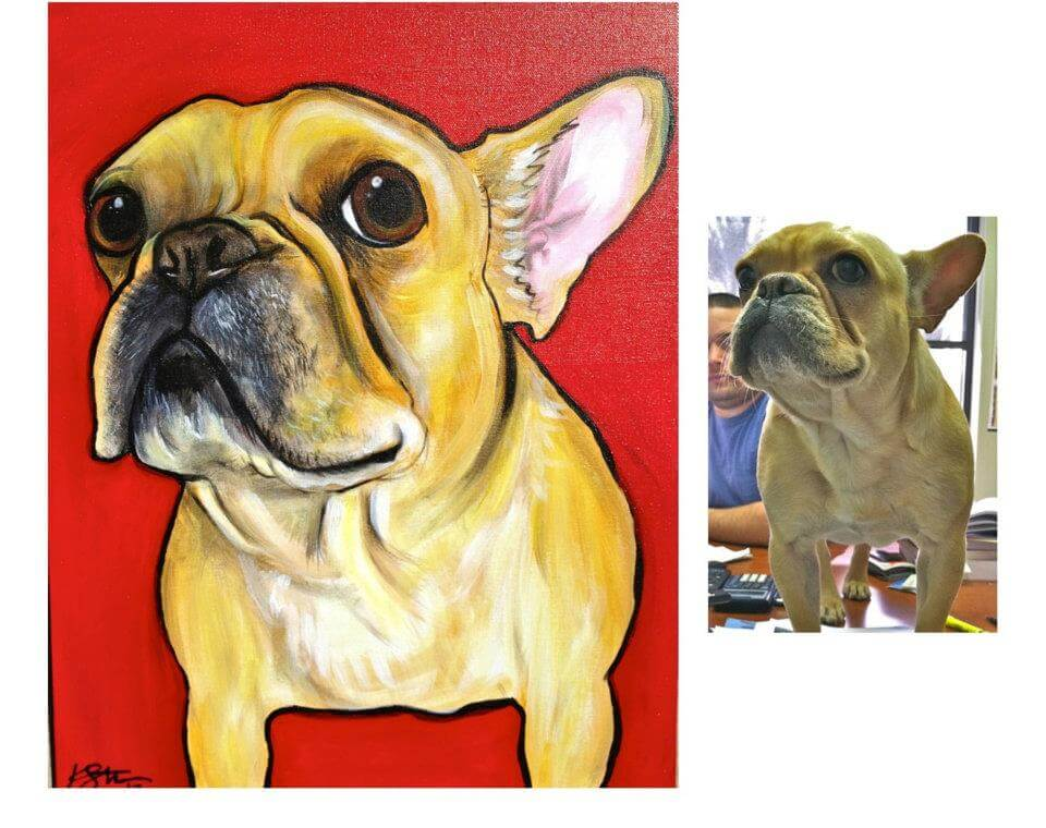 pet painting san diego