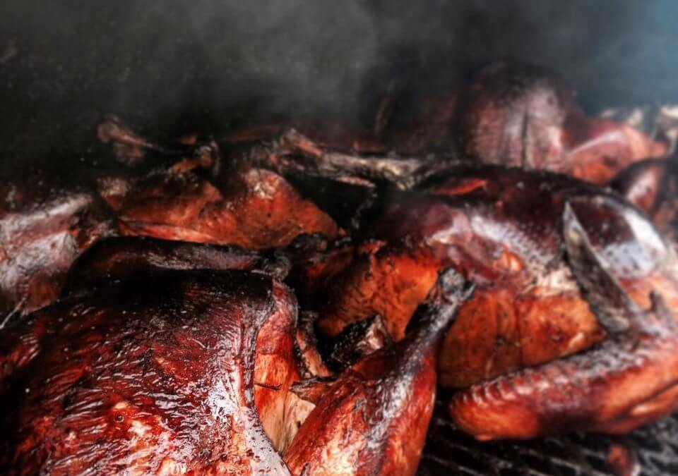 Smoked Turkeys For Sale – Thanksgiving 2015