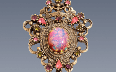 Vintage Costume Jewelry Business – Heart of Gems