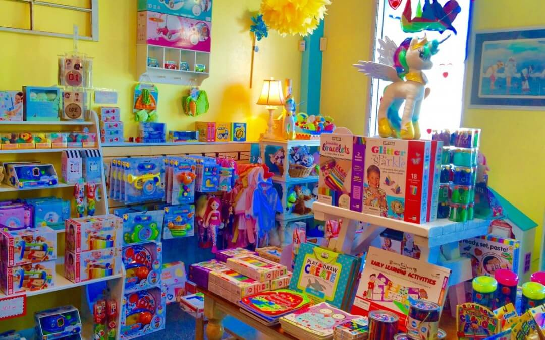 Cheerful Children's Boutique in San Diego
