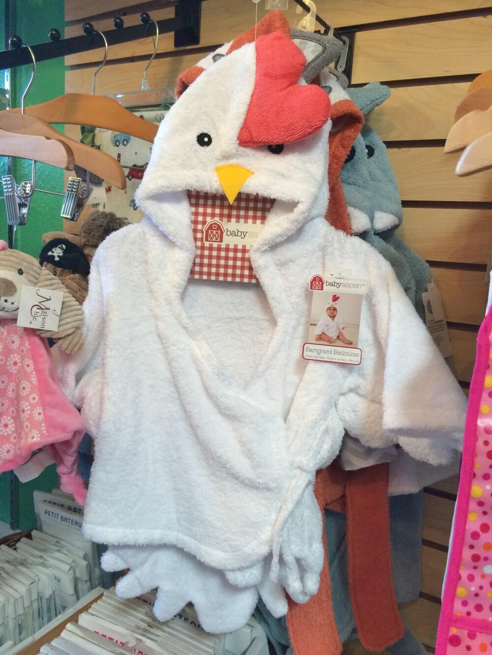 cute robes for toddlers sold at Petite Street