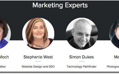 Speaker Stephanie West on Website Design and SEO in San Diego