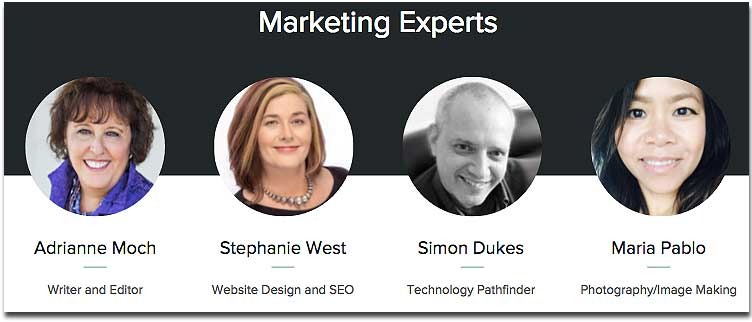 Speaker Stephanie West on Website Design and SEO in San Diego