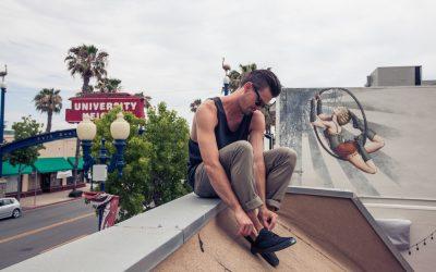 San Diego Muralist Christopher Konecki
