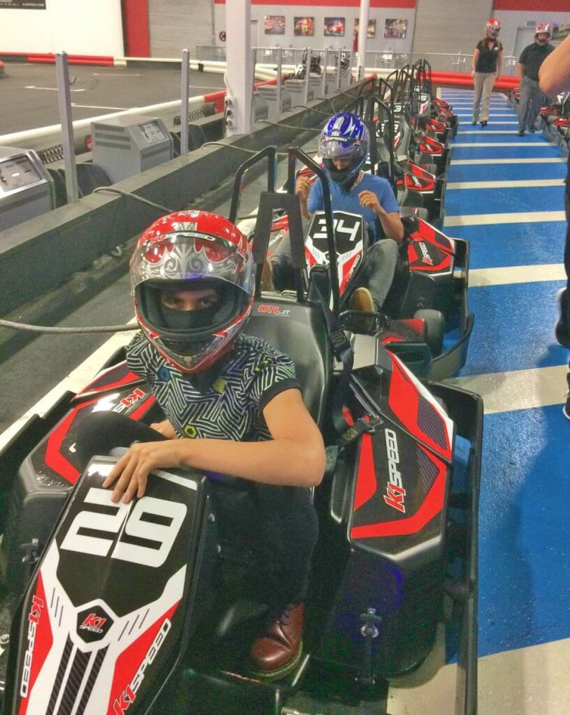 What is K1 Speed