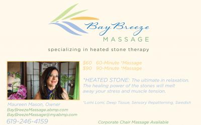 Hot Stone Massage in San Diego