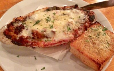 The Haven's Heavenly Lasagna