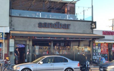 Hidden Gem Alert: Fresh & Blazing Jalapeños Poppers at Sandbar