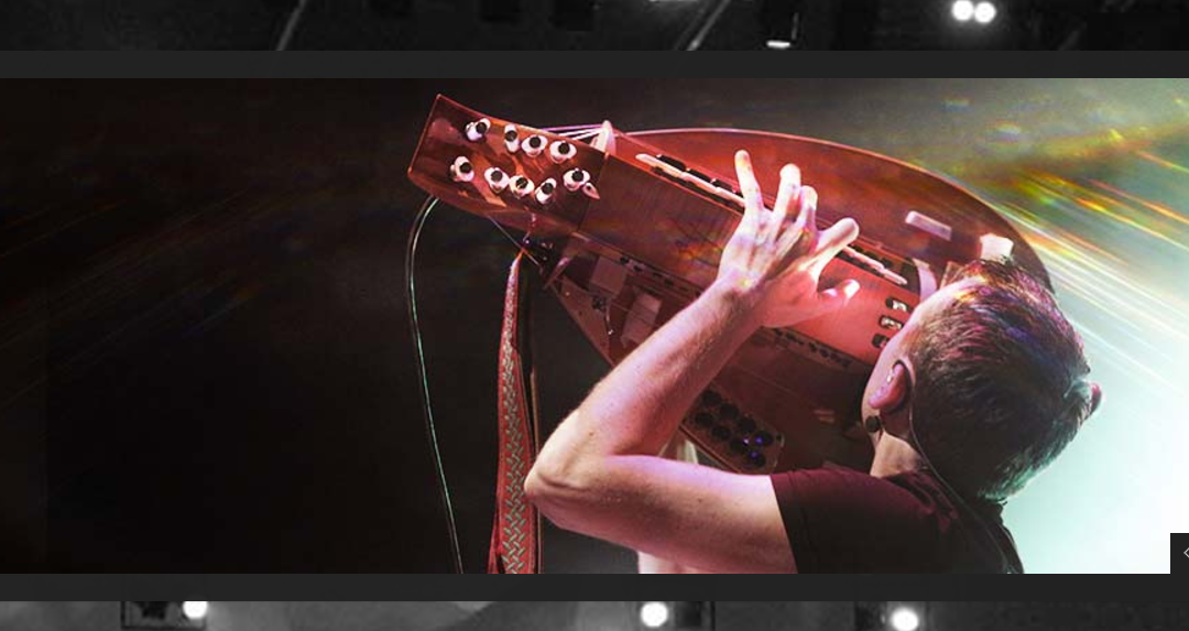 The Hurdy Gurdy Musician, Alexis Vacher