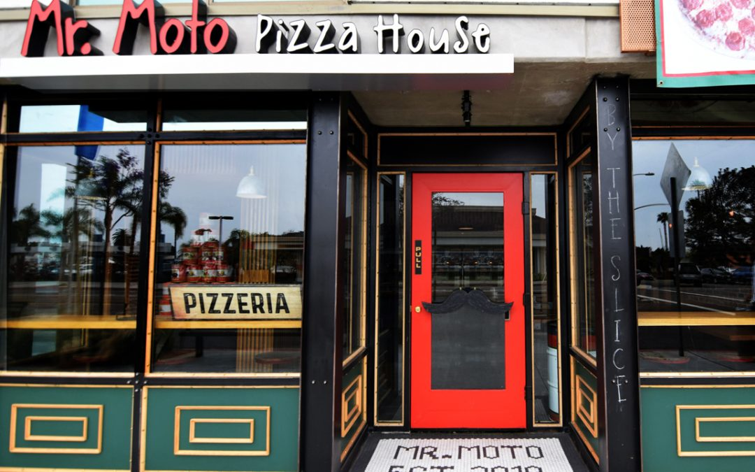 Mr. Moto Pizza House in Point Loma